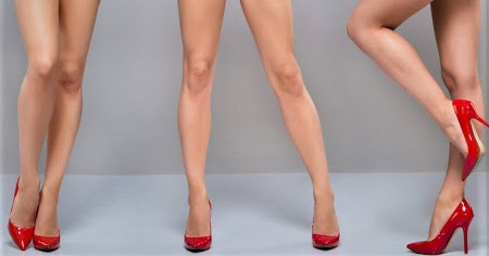 Lipofilling of the legs (lower legs)