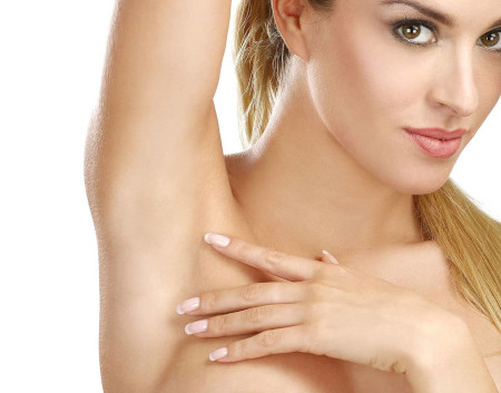 Treatment of hyperhidrosis with botulinum toxin