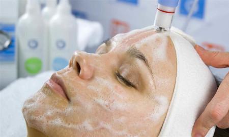 Proper skin care after dermabrasion