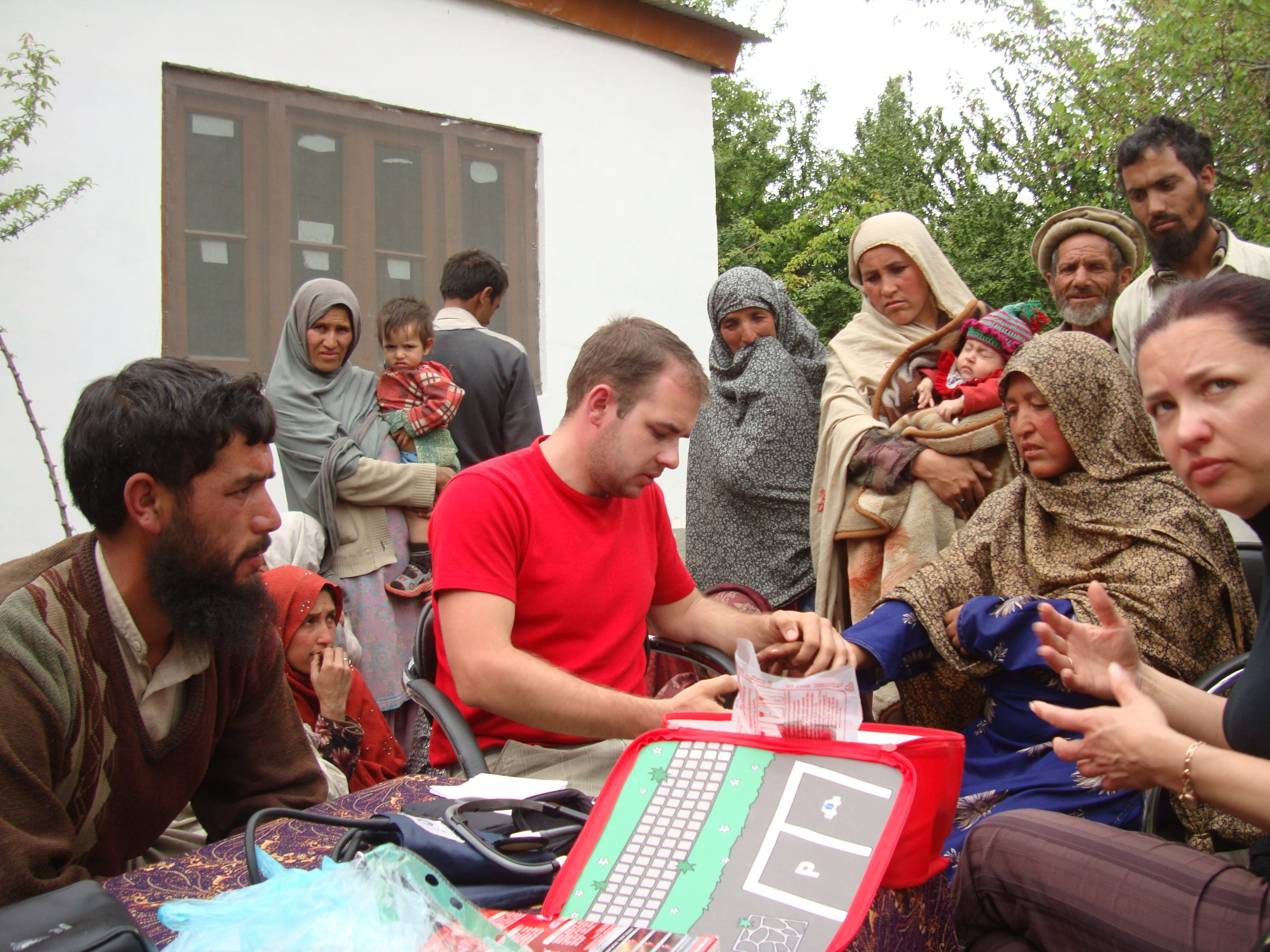 medical assistance IN PAKISTAN photo 1