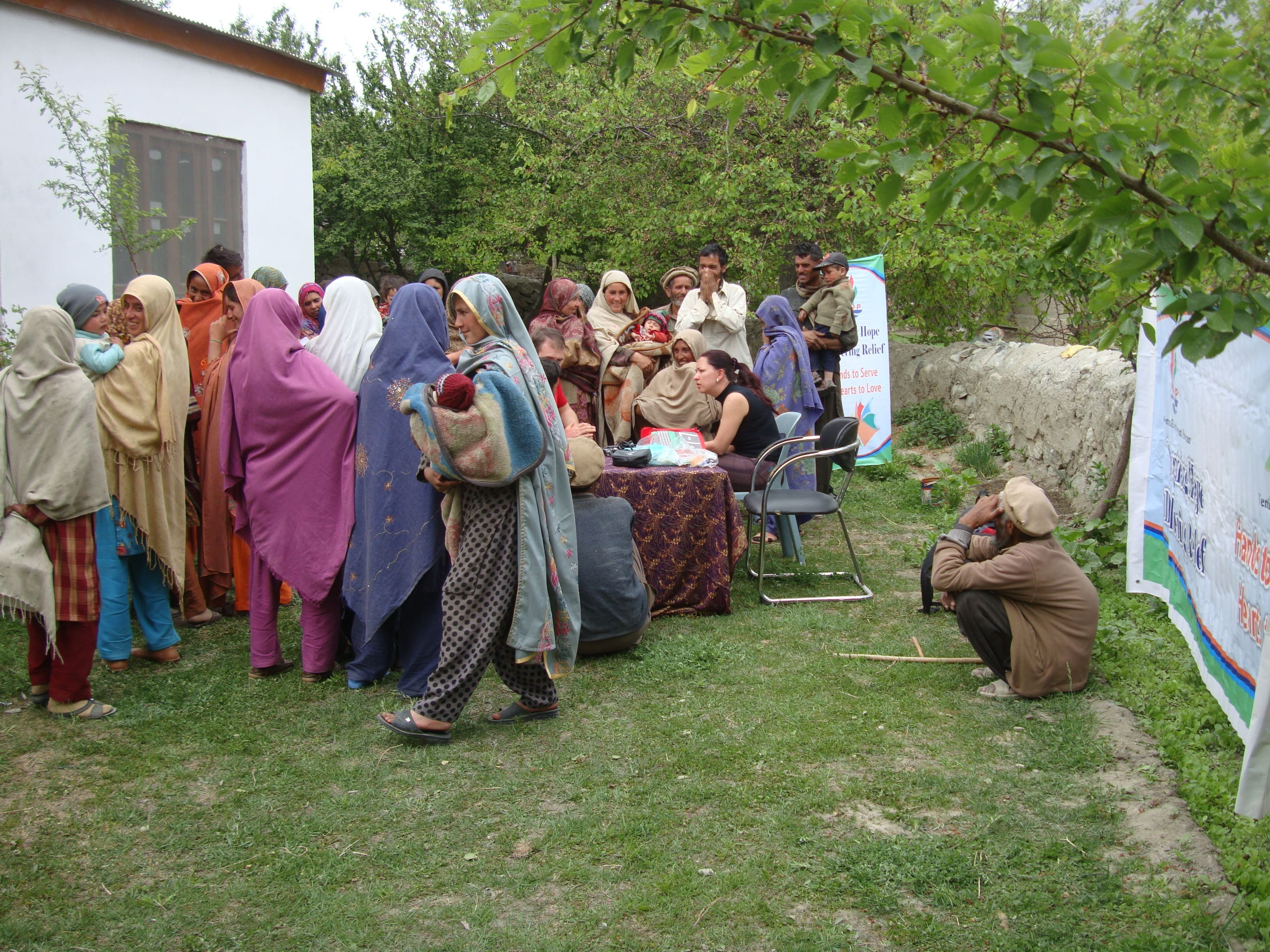 medical assistance IN PAKISTAN photo 4