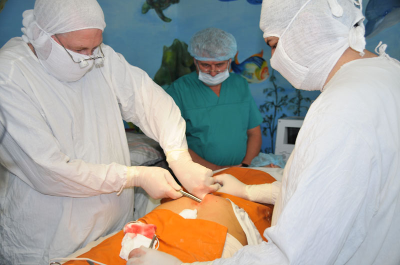 The joint project of National Medical University named after A.A. Bogomolets 'Breast plasty' photo 1