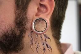 Як зарости дірки у вухах?