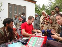Medical Assistance to Pakistani Village