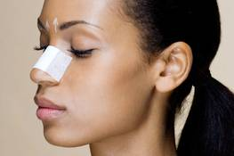 Snub nose – how to correct the shape?