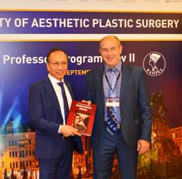 International Conference on Plastic Surgery, Exchange of Professional Experience with Oscar Ramirez