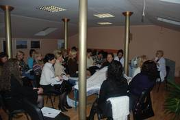 Scientific and Practical Seminar «Peculiarities of Withering Skin», October 29, 2008